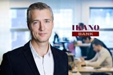 Johnny Qvist - Head of Risk hos Ikano Bank Danmark