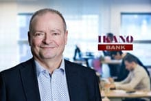 Lars Olsen - Business Control Manager, finance hos Ikano Bank Danmark